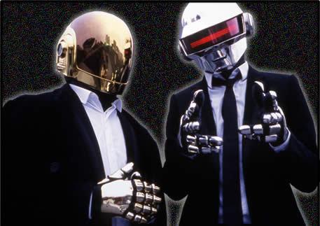 Daft Punk : ces inconnus qui fait vibrer toute la France